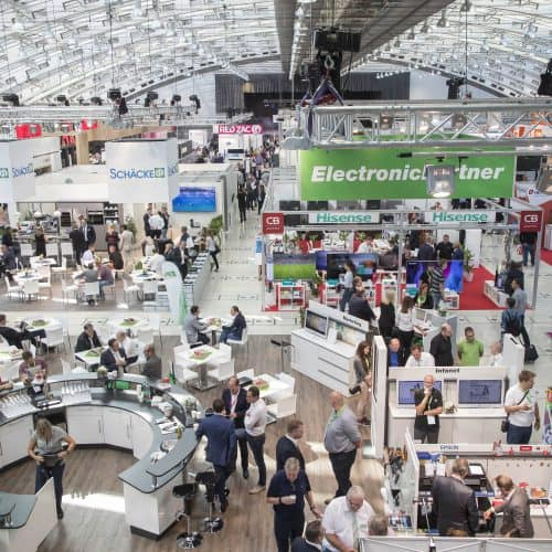 Messe Elektro Fachhandelstage 21.-22. September 2018 im Design C
