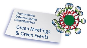 Green Meetings und Green Events vom Design Center Linz